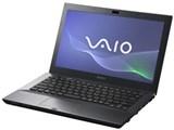 VAIO Sシリーズ VPCSB28FJ/B [ブラック]