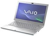 VAIO Sシリーズ VPCSB28FJ/W [ホワイト]