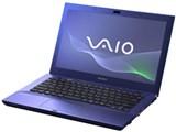 VAIO Sシリーズ VPCSB28FJ/L [ブルー]