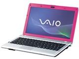 VAIO Yシリーズ VPCYB29KJ/P [ピンク]