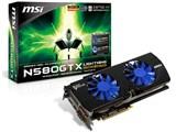 N580GTX Lightning XE [PCIExp 3GB] 製品画像