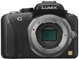 LUMIX DMC-G3-K ボディ [エスプリブラック] 製品画像