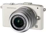 OLYMPUS PEN mini E-PM1 ボディ [ホワイト] 製品画像