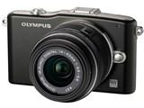 OLYMPUS PEN mini E-PM1 ツインレンズキット [ブラック] 製品画像