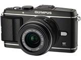 OLYMPUS PEN E-P3 レンズキット [ブラック]