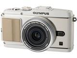 OLYMPUS PEN E-P3 ツインレンズキット [ホワイト]