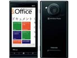 Windows Phone IS12T au [ブラック] 製品画像