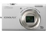 COOLPIX S6200 [ナチュラルホワイト]