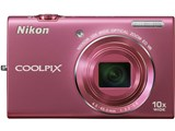 COOLPIX S6200 [チェリーピンク]