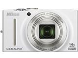 COOLPIX S8200 [ナチュラルホワイト]