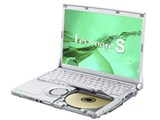 Let's note S10 CF-S10EWHDS 製品画像