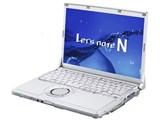 Let's note N10 CF-N10EWHDS 製品画像