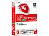 G Data インターネットセキュリティ 2012 1年/1台版 製品画像