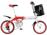 DOPPELGANGER 103 progressivoII オリジナルフロントバッグモデル [クリアホワイト/リアルレッド] 製品画像