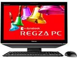 REGZA PC D731 D731/T9DB PD731T9DBFB [プレシャスブラック]