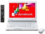 dynabook Qosmio T751 T751/T8DW PT751T8DBFW [リュクスホワイト] 製品画像