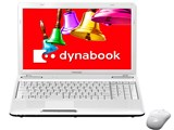 dynabook T451 T451/46DW PT45146DSFW [リュクスホワイト]