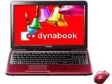 dynabook T451 T451/34DR PT45134DSFR [モデナレッド]