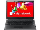dynabook R731 R731/38DB PR73138DRJB [グラファイトブラック]