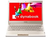 dynabook R731 R731/37DK PR73137DRFK [シャンパンゴールド]