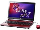 LaVie L LL750/FS6R PC-LL750FS6R [クリスタルレッド]