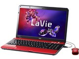 LaVie S LS150/FS6R PC-LS150FS6R [ルミナスレッド]