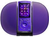 NW-S765K (V) [16GB バイオレット] 製品画像