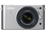 Nikon 1 J1 標準ズームレンズキット [シルバー]