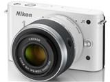 Nikon 1 J1 ダブルズームキット [ホワイト]