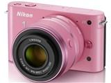 Nikon 1 J1 ダブルズームキット ピンクスペシャルキット