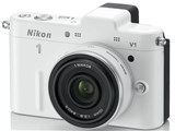 Nikon 1 V1 薄型レンズキット [ホワイト] 製品画像