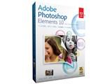 Adobe Photoshop Elements 10 日本語版 [Windows 版/Mac OS 版] 製品画像