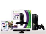 Xbox 360 4GB + Kinect バリューパック 製品画像