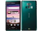 REGZA Phone T-01D docomo [Dark Green]