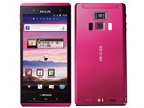 REGZA Phone T-01D docomo [Bordeaux]