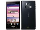 REGZA Phone T-01D docomo [Black]