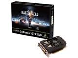 ZOTAC GTX560 1GB DDR5 SHORT BF3 ZT-50713-10M [PCIExp 1GB]