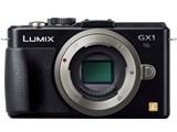 LUMIX DMC-GX1-K ボディ [エスプリブラック]