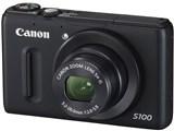 PowerShot S100 [ブラック] 製品画像