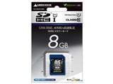 GH-SDHCUA8G [8GB] 製品画像