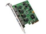 RocketU Quad USB 3.0 for Mac [USB3.0/RAID バルク] 製品画像