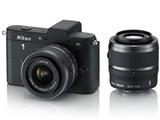 Nikon 1 V1 ダブルズームキット [ブラック]