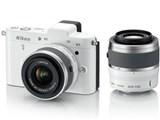 Nikon 1 V1 ダブルズームキット [ホワイト]