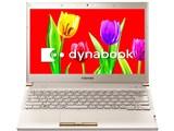 dynabook R731 R731/39EK PR73139ERJK [シャンパンゴールド] 製品画像