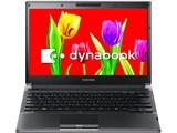 dynabook R731 R731/36EB PR73136ERFB [グラファイトブラック] 製品画像