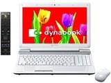 dynabook Qosmio T751 T751/T8EW PT751T8EBFW [オーロラホワイト]