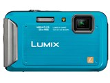 LUMIX DMC-FT20-A [コーラルブルー] 製品画像