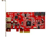 SATA3+USB3.0-PCIe [USB3.0/SATA 6Gb/s] 製品画像
