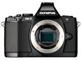 OLYMPUS OM-D E-M5 ボディ [ブラック] 製品画像