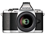 OLYMPUS OM-D E-M5 レンズキット [シルバー] 製品画像